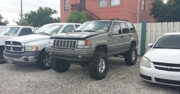 My Jeep 1998 Grand Cherokee 5 9 Limited V8 Jeep Zj Jeep Grand Cherokee Zj Jeep Cherokee