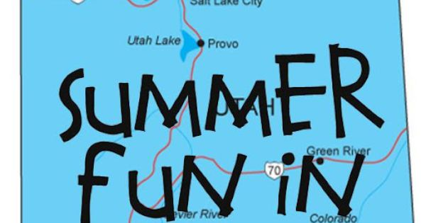 Over 1900 fun things to do in Utah this summer