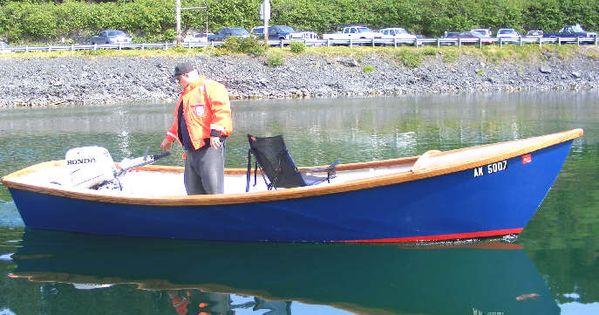 Easy To Build Carolina Dory Wooden Boat Plans   Boats   Pinterest   Wooden boat plans, Boat ...