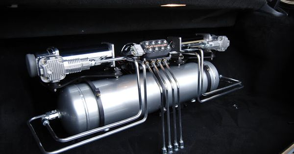 Copper Air Lines In Vu4 Manifold Air Ride Setup Ideas