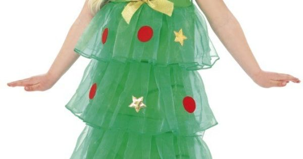 Christmas Bell Costumes For Kids