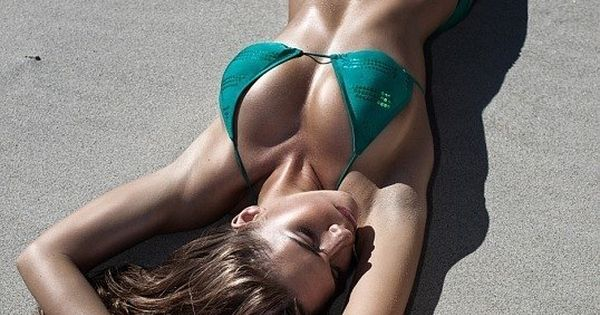 Great bikini color for when I start getting my tan this summer❤