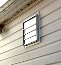 Use An Exhaust Fan In Your Garage Or Workshop To Better Ventilate Garage Ventilation Exhaust Fan Garage Decor
