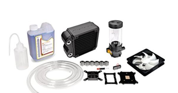 When Looking For A Complete Diy Liquid Cooling Solution The