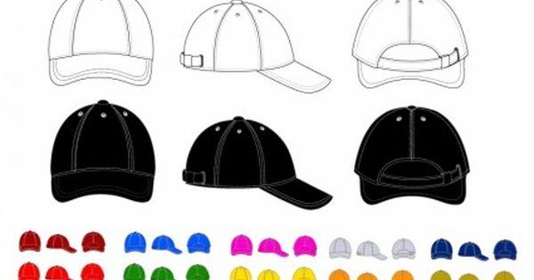 Baseball Cap Vector Misc Free Vector For Free Download Baseball Cap Baseball Cap