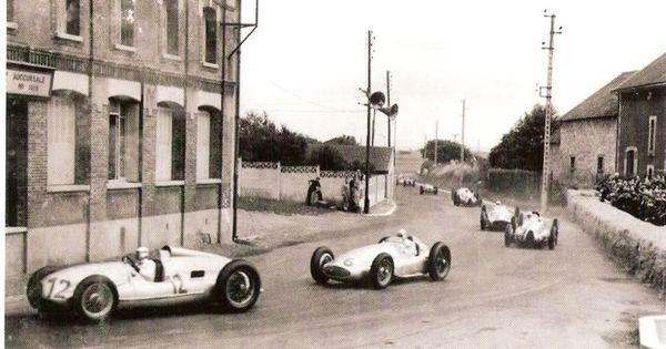 1939 xxv grand prix de l 39 automobile club de france reims for Garage audi pau