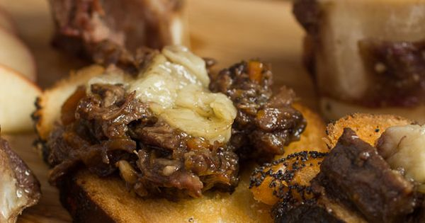 Roasted Bone Marrow with Oxtail Marmalade (The New ...