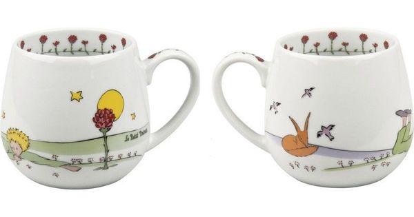 becher kleiner prinz freundschaft von k nitz porzellan tea cup cups and teas. Black Bedroom Furniture Sets. Home Design Ideas
