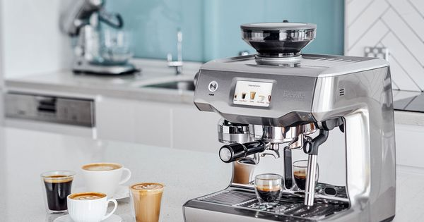 The Breville Oracle Touch Achieves Higher Ground With A Swipe And A Tap Best Espresso Machine Espresso Machine Reviews Automatic Espresso Machine