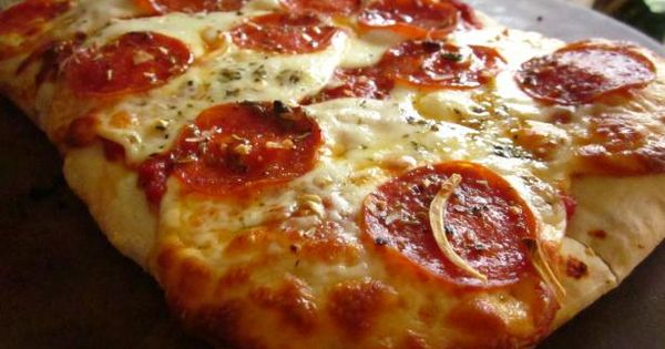 Sourdough Pizza Crust | Recipe | Crust recipe, Addiction ...