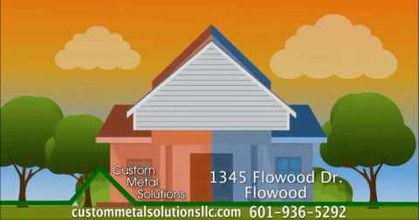 Residential Cool Metal Roofing Tennessee Https Youtu Be Ku5r2f2q7m Metal Roofing Systems Foam Roofing Metal Roof