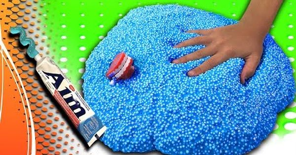 how to make slime without borax tide or liquid starch