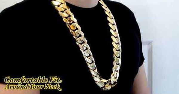 Pin On Huge Gold Chian