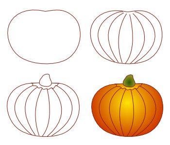 Drawing Pumpkin Faces Pumpkin Drawing Pumpkin Face Paint Pumpkin Pictures
