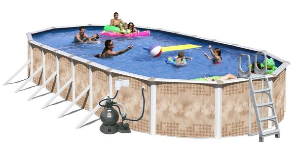 Splash Pools Above Ground Pool Review Best Above Ground Pools Outside Stuff Pinterest