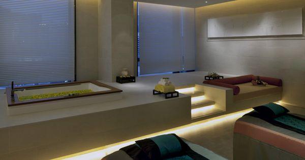 bamboo massage angsana hotel icon review