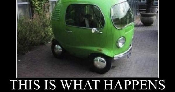 VW Bus meets smart car