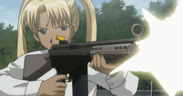 Pin On Gunslinger Girl