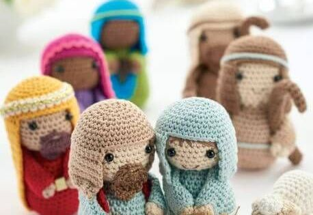 Free Crochet Patterns Nativity Scene : Free Crochet Nativity Scene Pattern Christmas ...