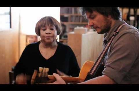 You Are Not Alone by Mavis Staples and Jeff Tweedy (Wilco). Great
