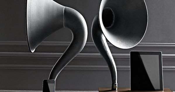 iPhone® Gramophone - very cool gift idea