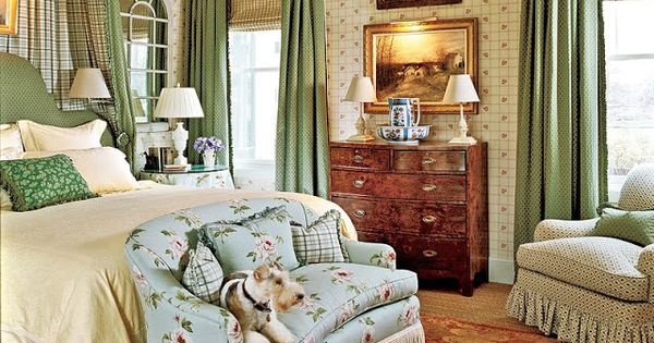 English English Style And English Bedroom On Pinterest