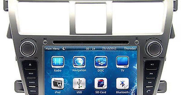 365 00 Car Stereo Hd Dvd Player Gps Navigation Radio For Toyota