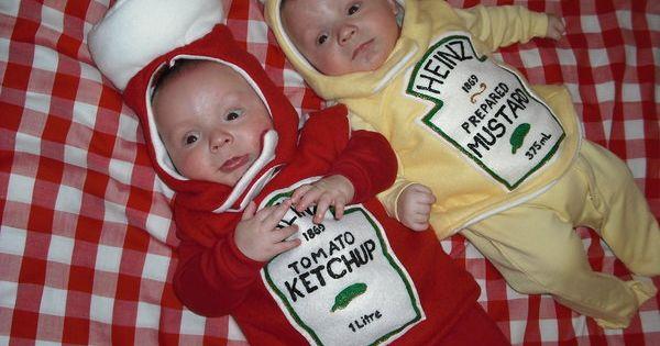 De dos en dos 21 disfraces de carnaval para hermanos - Disfraces para gemelos ...