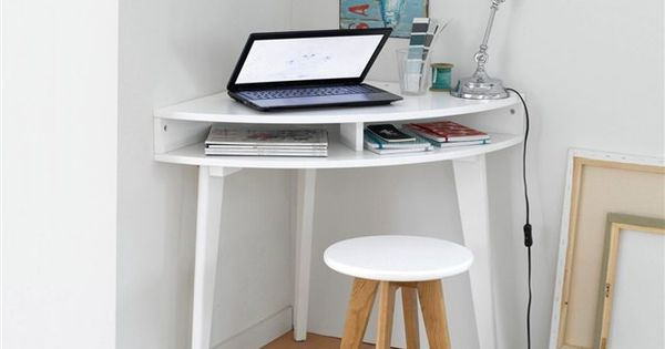 Bureau console d 39 angle grimsby bureaus consoles and hidden desk - Console d angle design ...