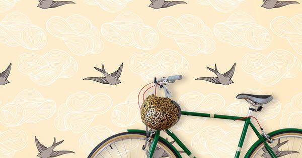 Daydream Yellow Wallpaper From Hygge Amp West Project