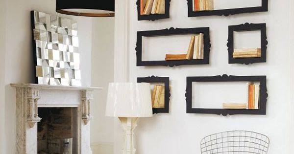 30 gorgeous and innovative bookshelves book shelves and