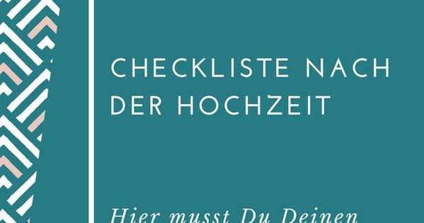 Checkliste Fur Namensanderung Nach Hochzeit Rubbelbatz In 2020 Namensanderung Hochzeit Namensanderung Hochzeitsplanungsbuch
