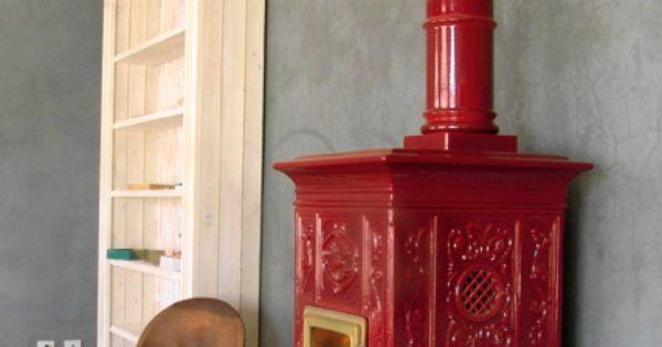 Italian Ceramic Wood Stove Quot Castellamonte Quot Fireplaces