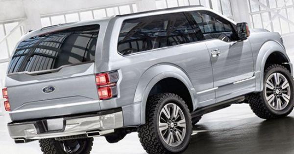 2016 Ford Bronco Svt Raptor Release Date Australia Ford Bronco Ford Bronco Concept