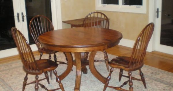 Round Table Seats 8 Diameter: 48 Inch Diameter Round Montrose Dining Table And Missouri