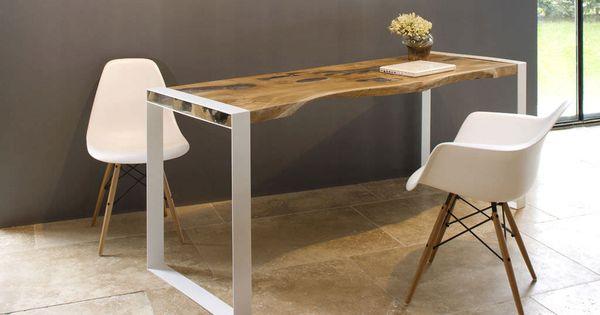modern wood desks - Google Search | Office Inspriration ...