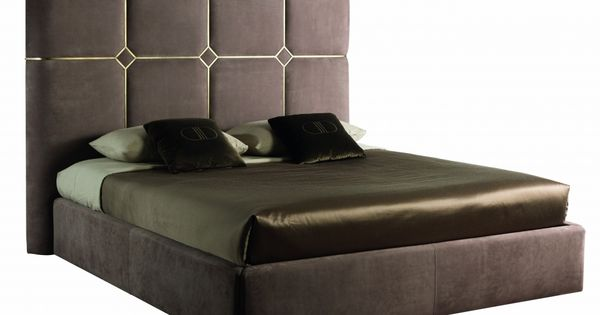 Cuscini A Sella Per Testata Letto.Daytona Florence Letto Bed Furniture Bed Design Modern Luxury