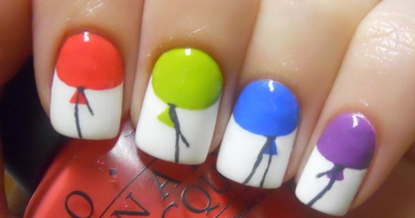 Super cute!! Nail Art Designs nail art / nail style / nail