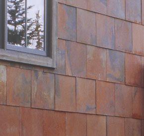 Metal Shingles Metal Siding House Metal Shingles House Siding Options