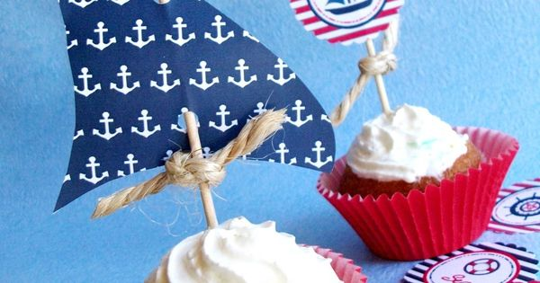Birthday Party Ideas - sailing