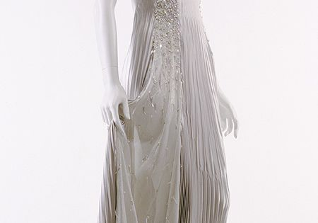 Gianni Versace (Italian, 1946–1997). Evening gown, spring–summer 1996. The Metropolitan Museum of