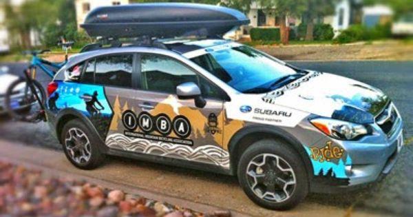 Subaru Crosstrek With Kuat Roof Basket Google Search Subaru Crosstrek Subaru Bike Ride