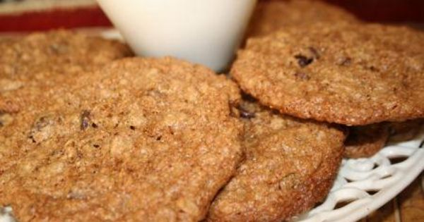 ... Oatmeal chocolate chip cookies and Chocolate chip cookies on Pinterest