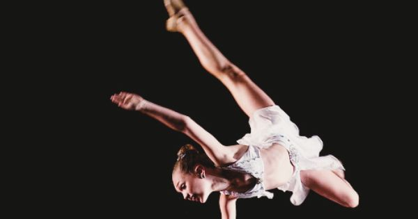 Angel B Dancer 30 Day DM Challenge:Da...