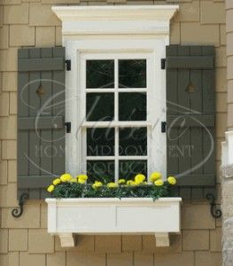 Board N Batten Chiproducts Window Trim Exterior Shutters Exterior House Exterior