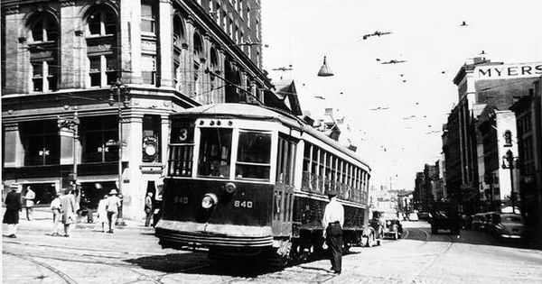 Last albany trolley aug 1946 albany history pinterest for 10 thurlow terrace albany ny 12203