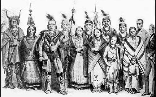 native american tribal flags