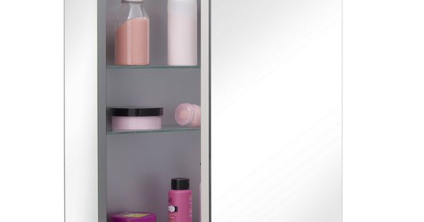 armoire de toilette ice box sanijura. Black Bedroom Furniture Sets. Home Design Ideas