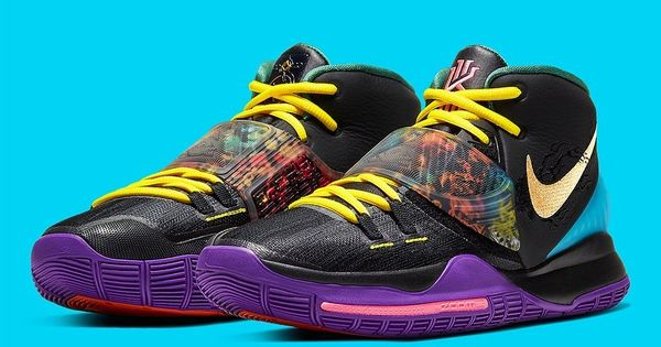 Get Your Free Nba Jersey Gift Nike Kyrie 6 Chinese New Year Nike Kyrie 6 Chinese New Year Release Date January 1st 2020 140 Nike Kyrie Nike Sneaker Bar
