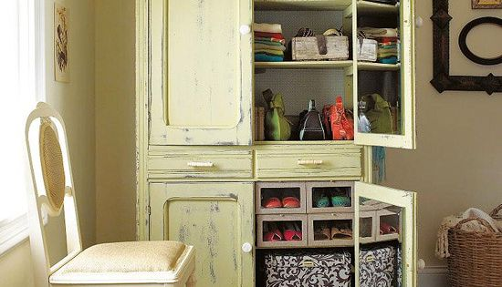 armoire redo idea, instead of mirrors on the outside put them on